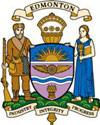 Crest for the City of Edmonton